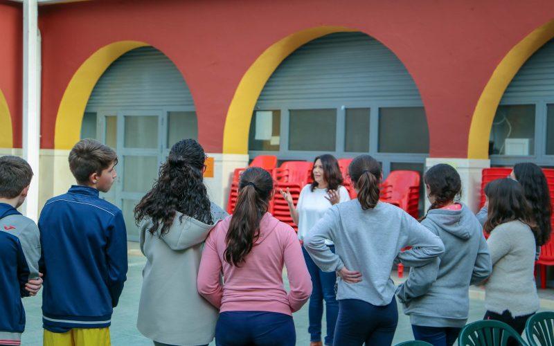 Charla informativa en La Roda de Andalucía 1