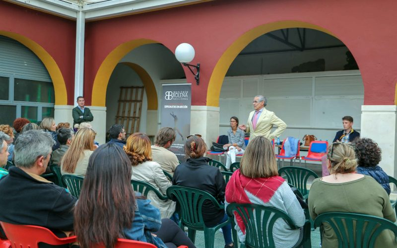 Charla informativa en La Roda de Andalucía 8